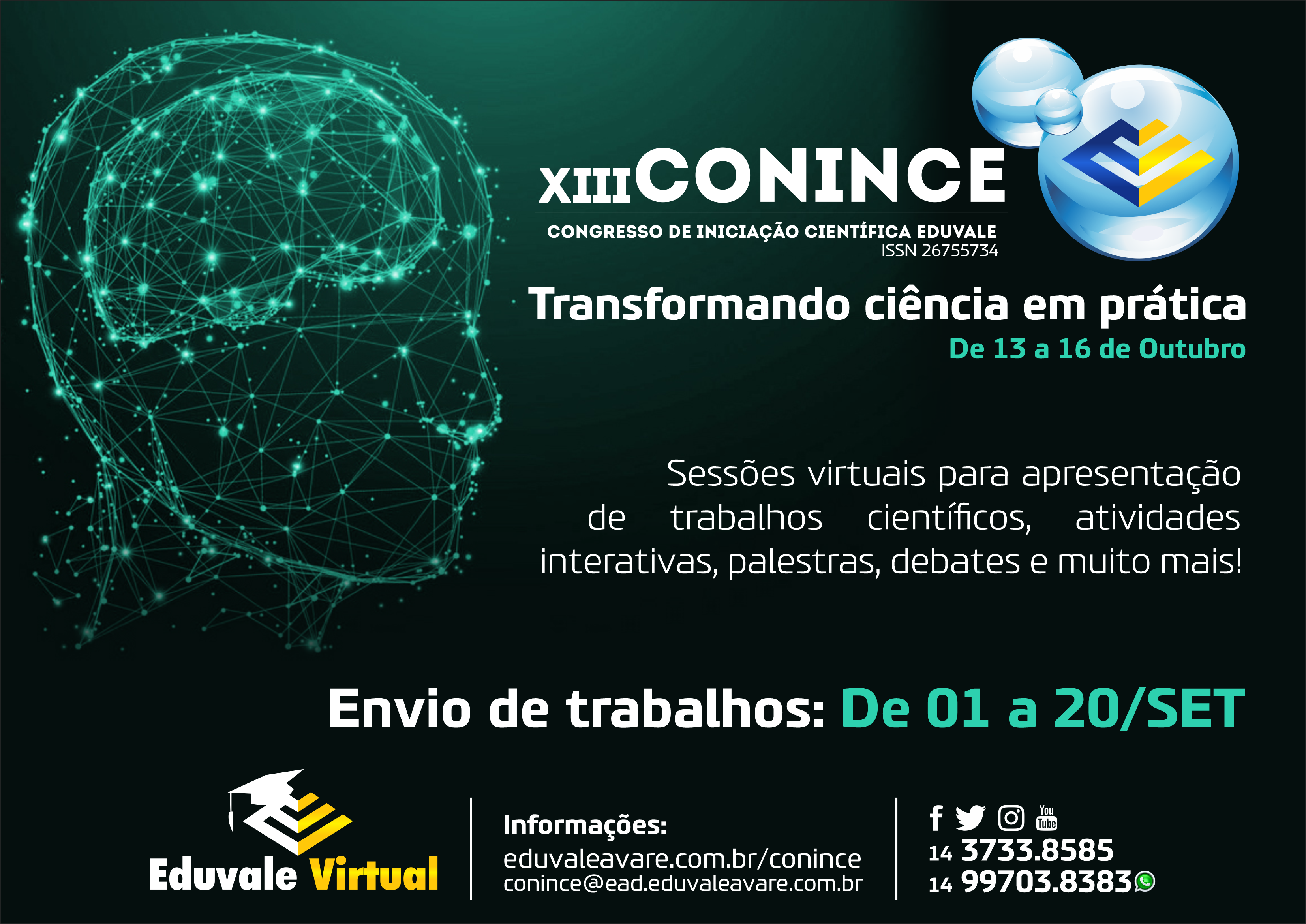 XIII CONINCE